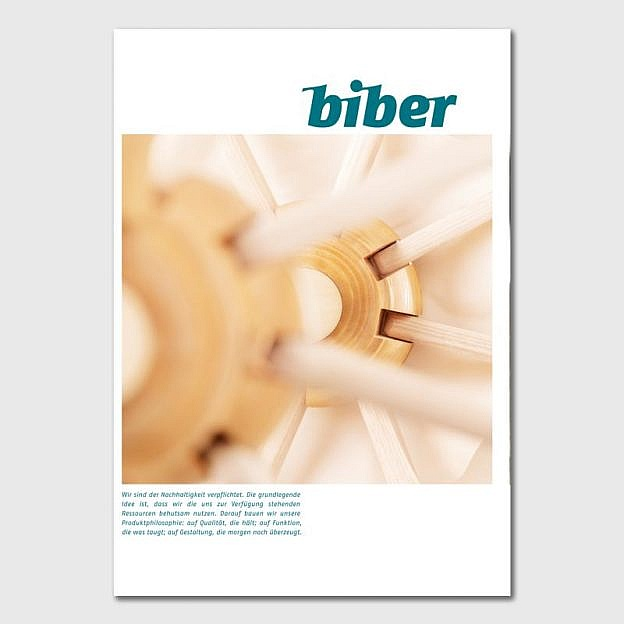 Biber Katalog bestellen