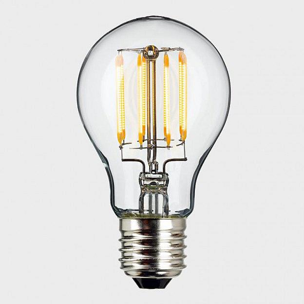 LED-Filament-Leuchtmittel (8 W = 55 W), dimmbar