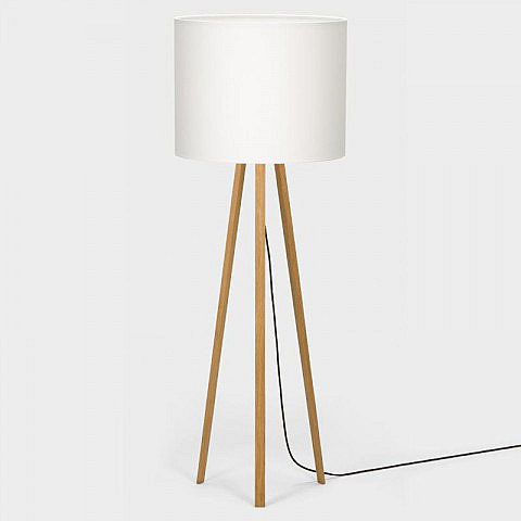 stehleuchte luca. Black Bedroom Furniture Sets. Home Design Ideas