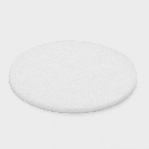 Ersatz-Mikrofaserfilter für Komfort-Duschbrause, 2-er Set