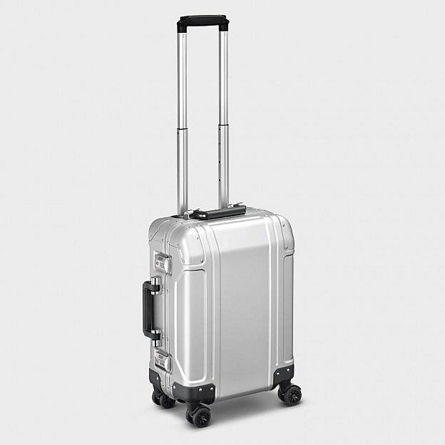 Für uns der beste Koffer der Welt: der Zero Halliburton