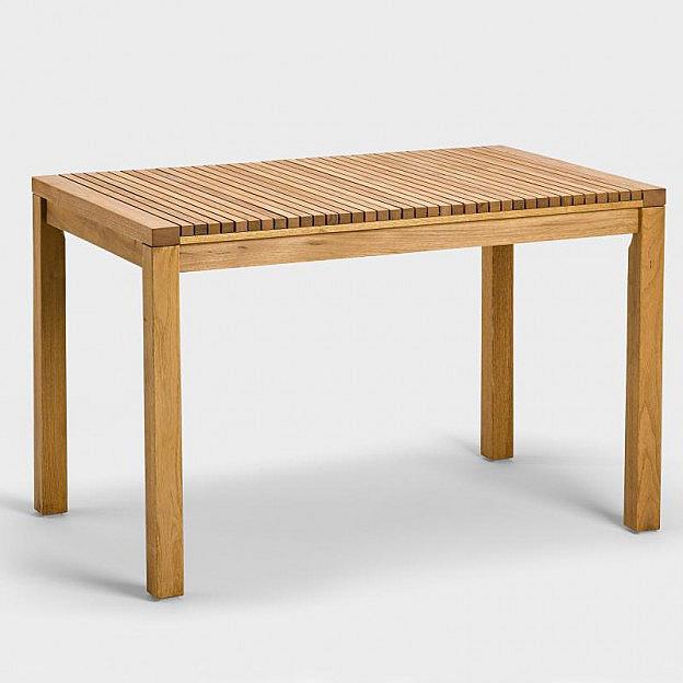 Tisch Robinie