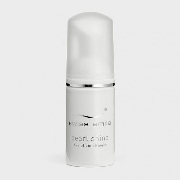 Schweizer Perlmutt-Whitening-Zahnschaum