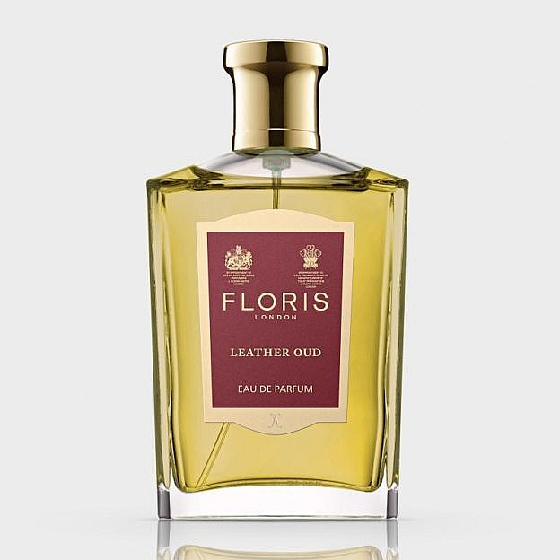 Floris Leather Oud, Eau de Parfum