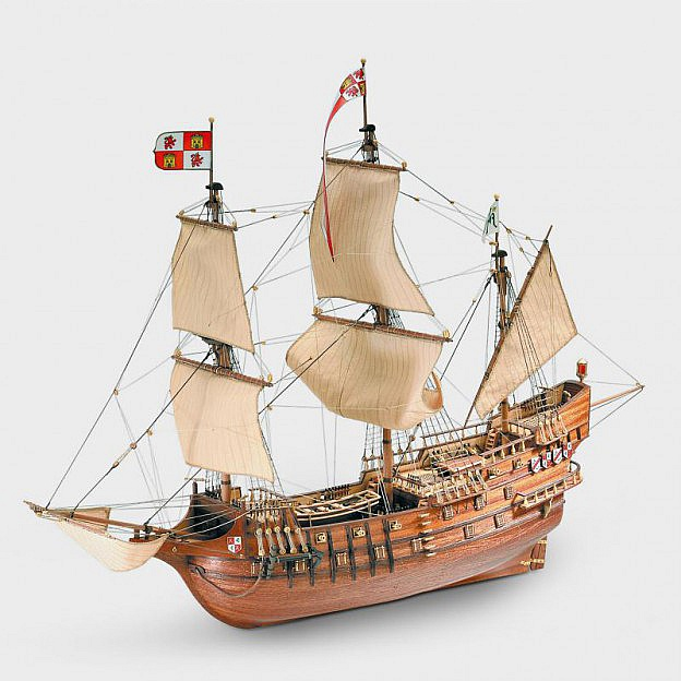 Schiffsbausatz