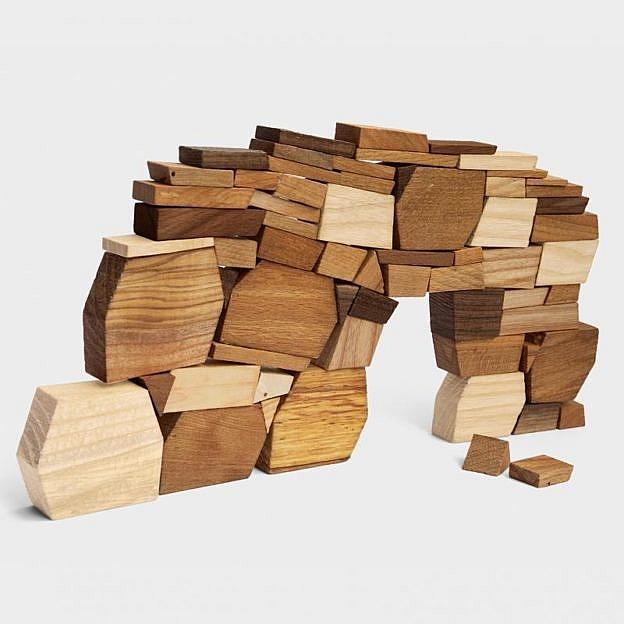 Woodhenge - die hölzerne Mauer