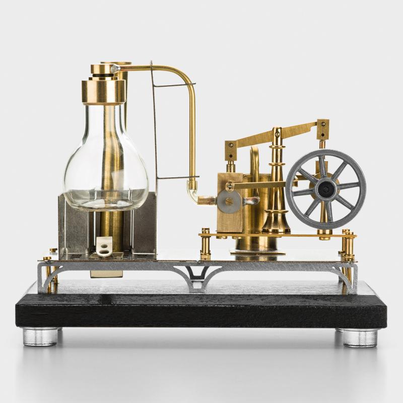 Mini-Dampfmaschine - Biber.com