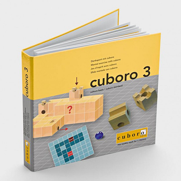 Cuboro 3 - das Buch