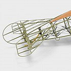 Flugzeugbausatz Fokker Dr. I Roter Baron