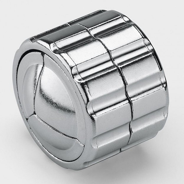 Castpuzzle Zylinder
