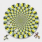 Holzpuzzle optische Täuschung I