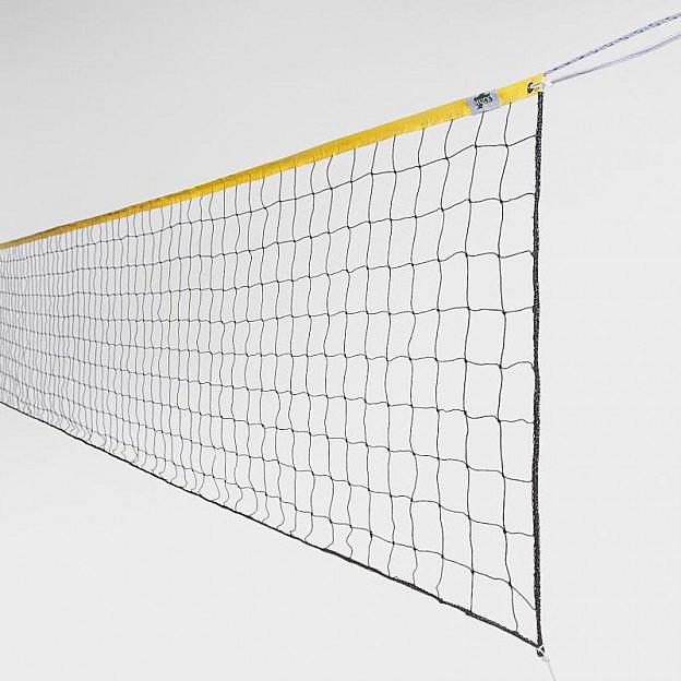 Volleyball- und Badmintonnetz