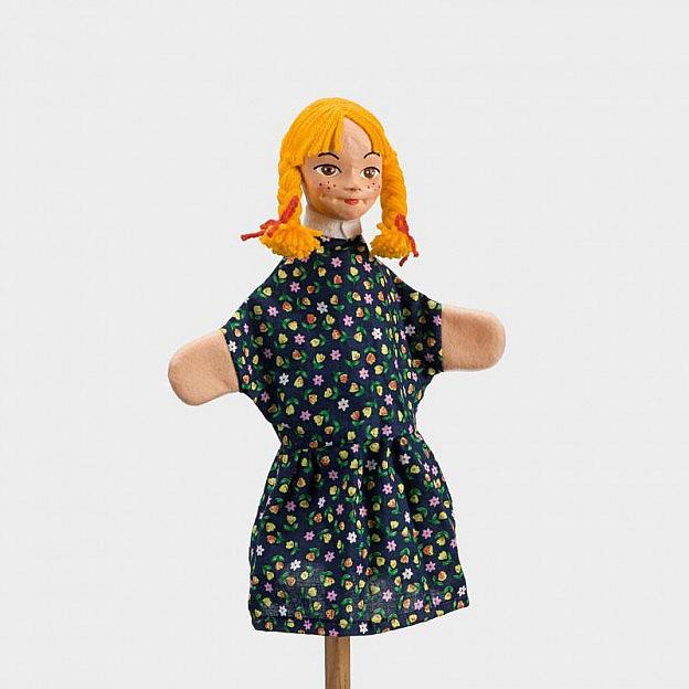 Handspielfigur Gretl