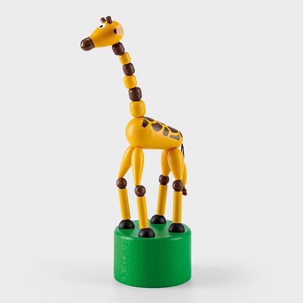 Biegefigur Giraffe