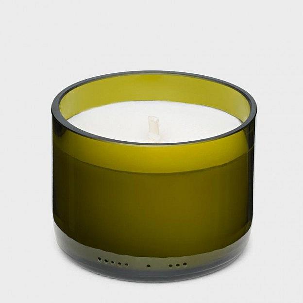 Duftkerze Weinglas, Ingwer