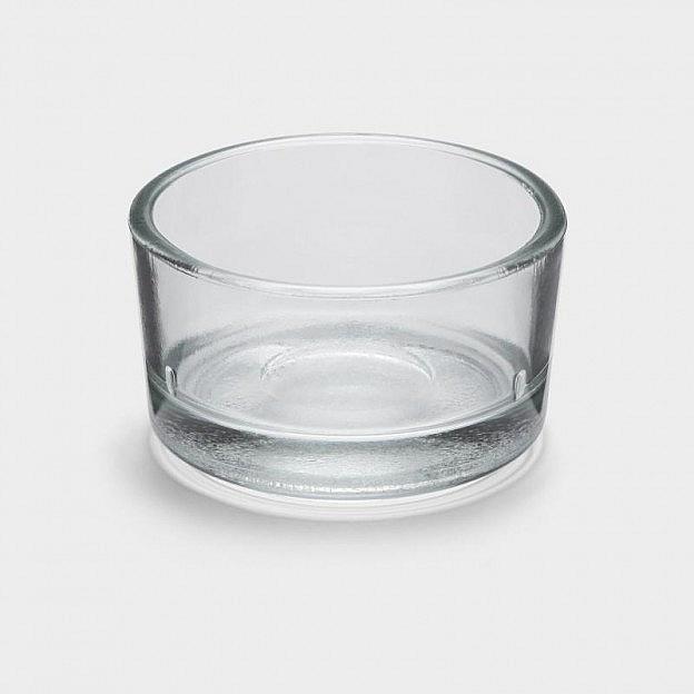 Teelicht-Glaseinsatz