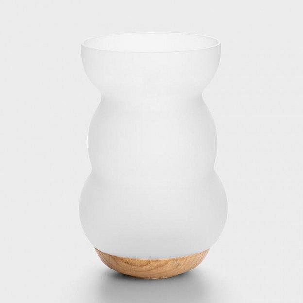 Räuchergefäß/Aromaduftlampe, Glas
