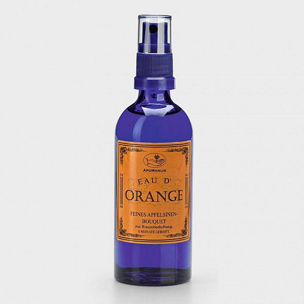 Raum- und Wäscheduftstpray Eau d'Orange