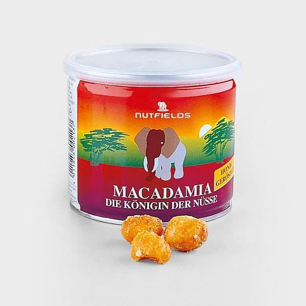Macadamia mit Waldhonig geröstet
