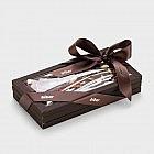 Handgeschöpfte Milchschokoladen, 3er-Set