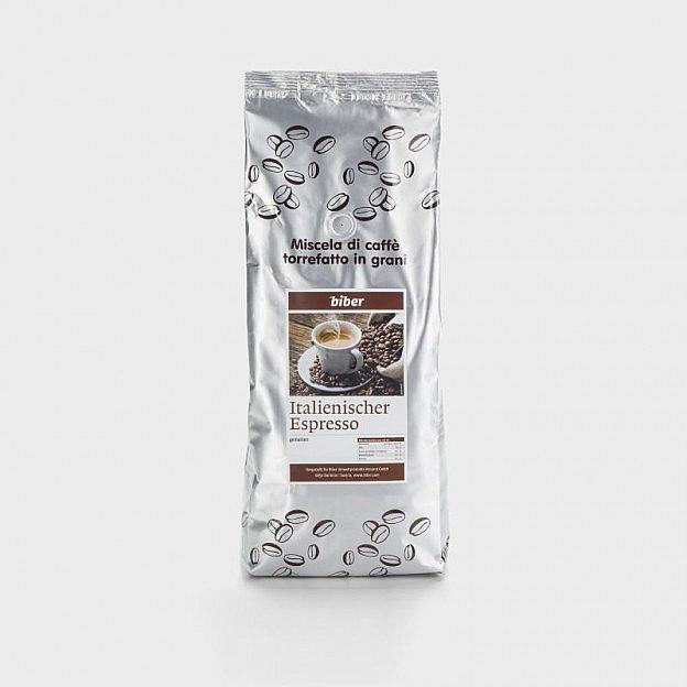 Caffen-Espresso gemahlen, 100% Arabica
