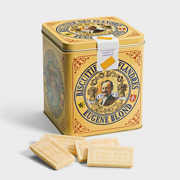 Vanillewaffeln Blondinette