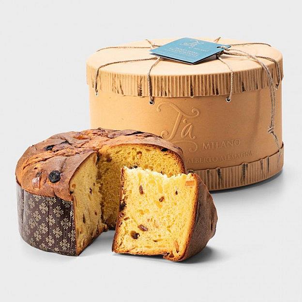 Original Mailänder Panettone in Hutschachtel