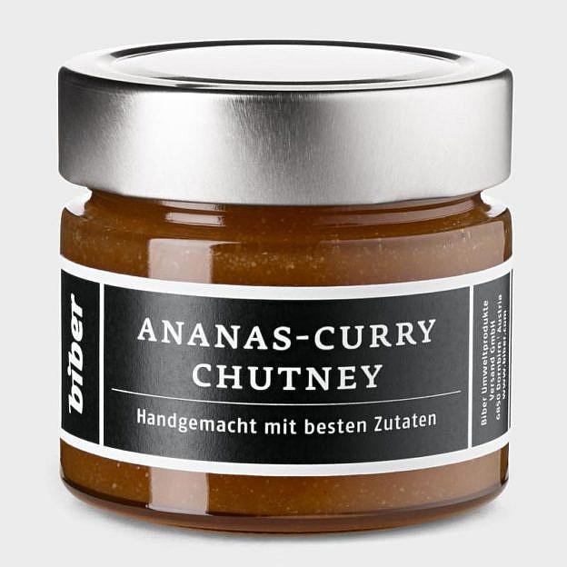 Ananas-Curry-Chutney