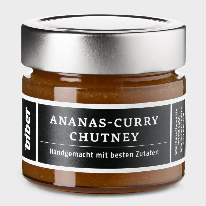 Ananas Curry Chutney