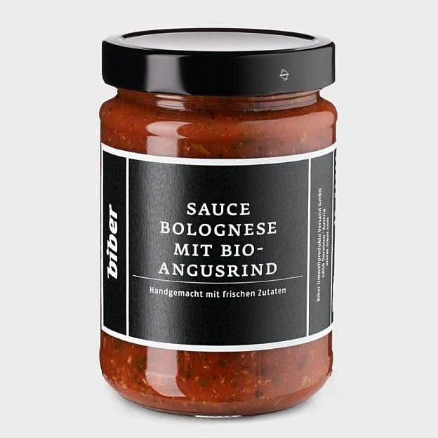 Sauce Bolognese mit Vorarlberger Bio-Angusrind