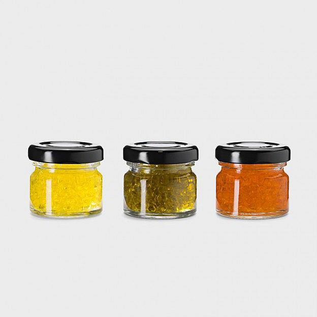 Olivenöl-Perlen 3er Set