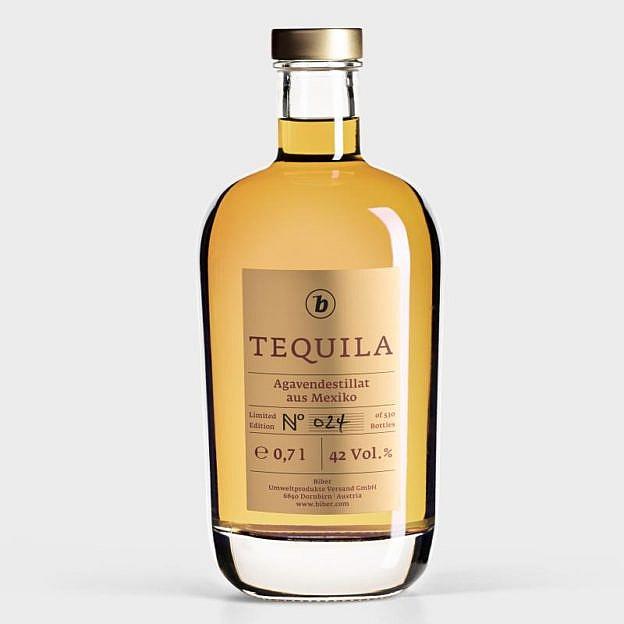 b-Tequila, limitierte Auflage