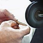 Ersatz-Kugelschreibermine, schwarz