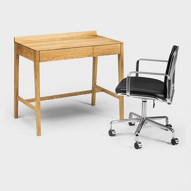 Schreibtisch Eiche
