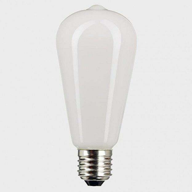LED-Glühlampe Rusticamatt (6 W = 40 W)