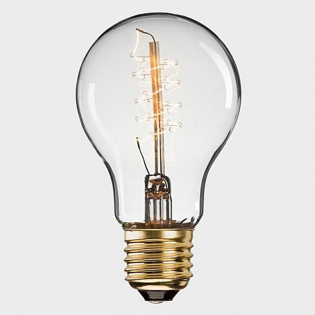 Deko-Metallfaden-Glühbirne 58 W