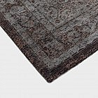 Vintage-Teppich klassisch, grau/braun, 230 x 330 cm