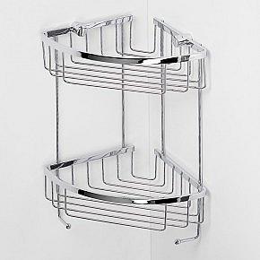 duschkorb h ngend messing. Black Bedroom Furniture Sets. Home Design Ideas
