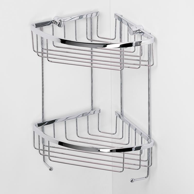 famous eck duschkorb edelstahl hn06 kyushucon. Black Bedroom Furniture Sets. Home Design Ideas