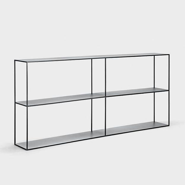 Sideboard Rohstahl, 200 x 90