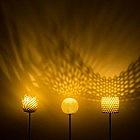 LED-Stehleuchte Photon