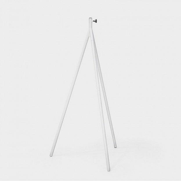 Fußgestell für Luxo L-1, weiß