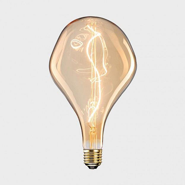 LED-Filament-Leuchtmittel Voronoi II (3 W = 8 W), dimmbar