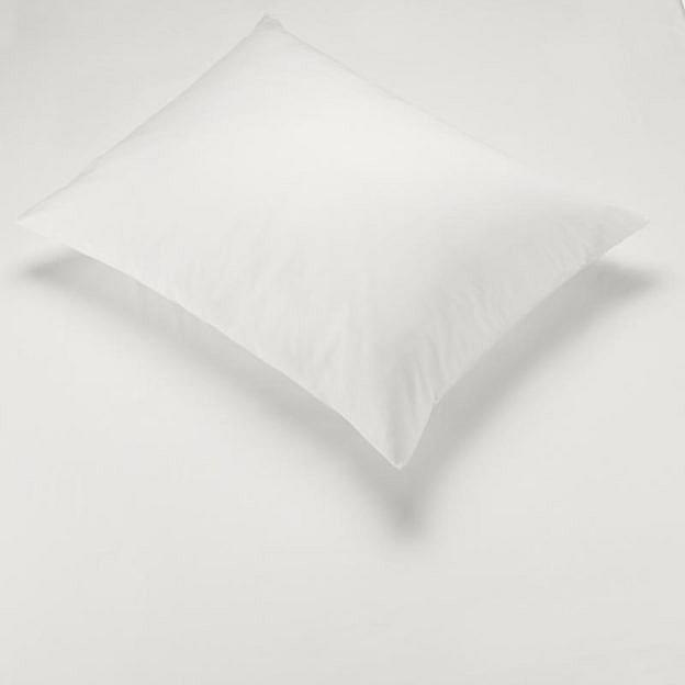 Bettbezug Baumwolle, weiß