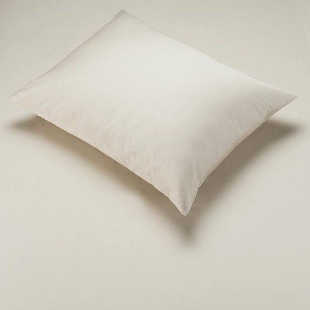 Bettbezug Baumwolle, beige