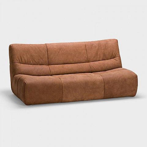2 5 sitz sofa cayman wasserb ffelleder. Black Bedroom Furniture Sets. Home Design Ideas