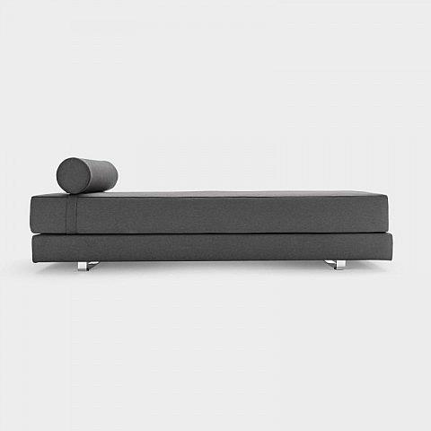 schlafsofa lubi anthrazit. Black Bedroom Furniture Sets. Home Design Ideas