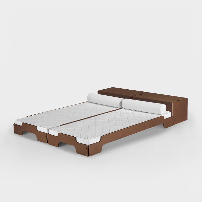 stapelbett rolf heide kuweta cleanstep kolor tytanowy. Black Bedroom Furniture Sets. Home Design Ideas