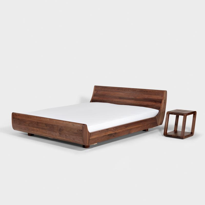 bettrahmen 100x200 good acerto einzelbett mit lattenrost aus kiefer massiv x cm leichter aufbau. Black Bedroom Furniture Sets. Home Design Ideas