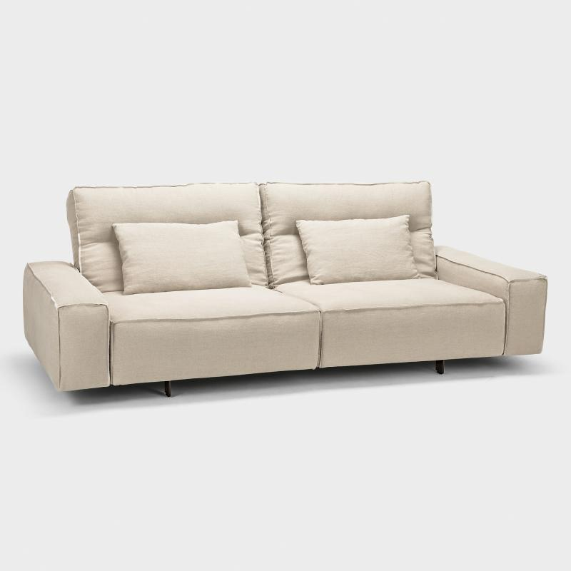 Schlafsofa 190 breit affordable finest couch cm breite for Schlafsofa elektrisch